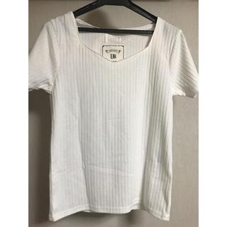 シマムラ(しまむら)の白T(Tシャツ(半袖/袖なし))