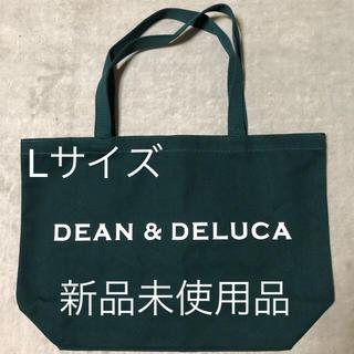 ディーンアンドデルーカ(DEAN & DELUCA)のdean&deluca  トートバッグ ダークグリーン(トートバッグ)