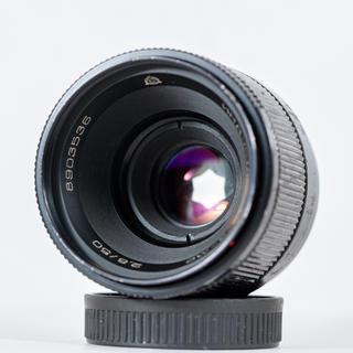 インダスター INDUSTAR 61 L/Z MC 50mm f2.8 清掃済み(レンズ(単焦点))