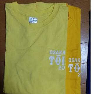 専用 体育祭 Tシャツ 黄色二枚(記念品/関連グッズ)
