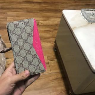 Gucci - Iphone6 スマホケース 手帳型