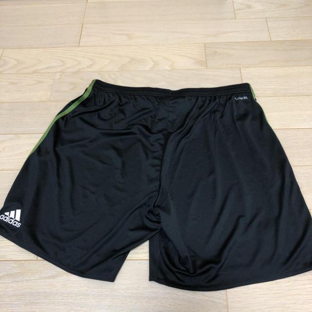 adidas(アディダス)のアディダス ユベントス ハーフパンツ 4XOサイズ メンズのパンツ(ショートパンツ)の商品写真