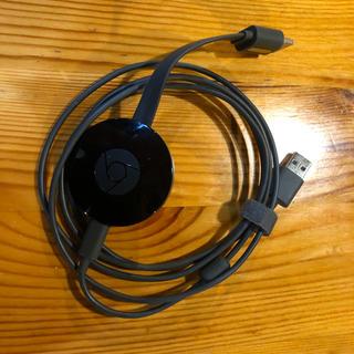 google chromecast 2世代 二世代(映像用ケーブル)