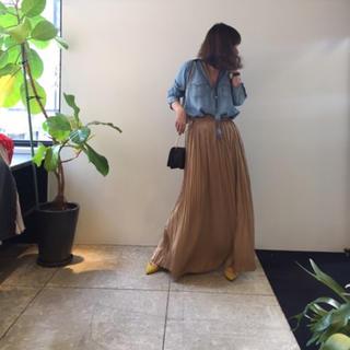 ダブルスタンダードクロージング(DOUBLE STANDARD CLOTHING)のダブルスタンダードクロージング  マキシスカート(ロングスカート)