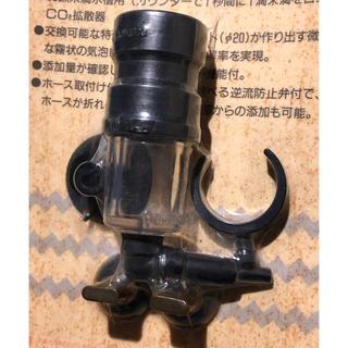 アクアデザインアマノ(Aqua Design Amano)のジャレコ  Co2  拡散器(アクアリウム)