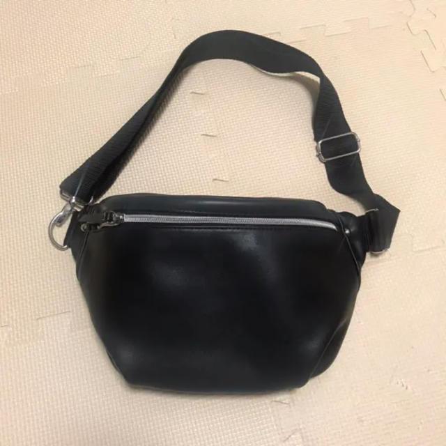 GU(ジーユー)のGU ウエストポーチ レディースのバッグ(ボディバッグ/ウエストポーチ)の商品写真