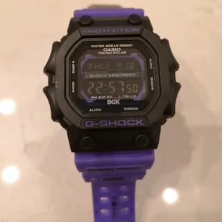 ジーショック(G-SHOCK)のCASIO G-SHOCK GX-56DGK-1JR  DGK コラボモデル(腕時計(デジタル))