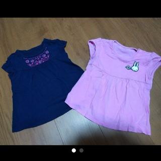 ユニクロ(UNIQLO)のユニクロ Tシャツ★90センチ(Tシャツ/カットソー)
