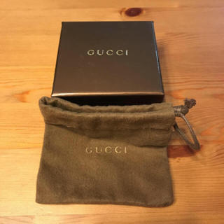 グッチ(Gucci)のGUCCI アクセサリー ケース   (小物入れ)