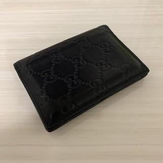 グッチ(Gucci)のGUCCI カードケース(名刺入れ/定期入れ)