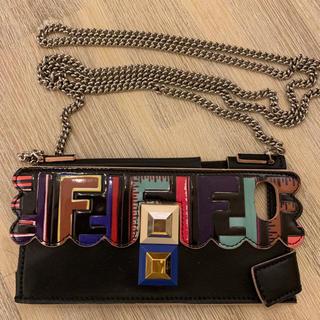 フェンディ(FENDI)のフェンディ iPhone7ケース 美品(iPhoneケース)