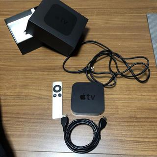アップル(Apple)の0815さん専用  apple TV A1469 HDMIケーブルつき(その他)