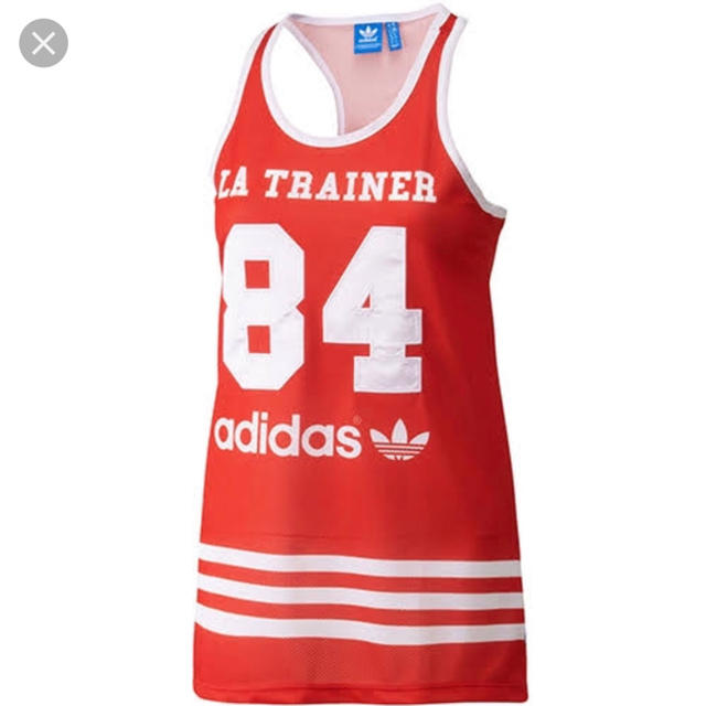 adidas(アディダス)のadidas  レディースのトップス(Tシャツ(半袖/袖なし))の商品写真