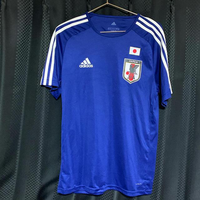 adidas(アディダス)の日本代表ユニフォーム(#7) スポーツ/アウトドアのサッカー/フットサル(応援グッズ)の商品写真