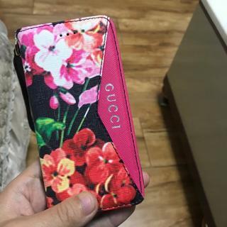 グッチ(Gucci)のIphone7/8 スマホケース 手帳型 st001(iPhoneケース)
