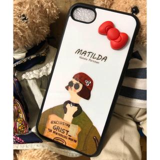 ♥️デザインLEONケース(iPhoneケース)