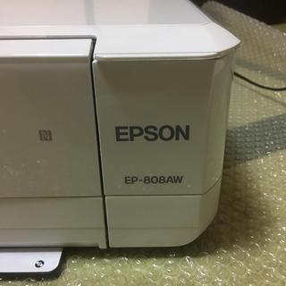 EPSON - エプソン EP-808AW ジャンク扱い