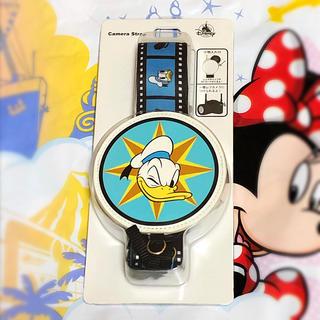 ディズニー(Disney)のDisney disney ディズニー ドナルド カメラストラップ (ストラップ/イヤホンジャック)