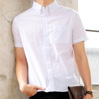 白 シャツ(シャツ)