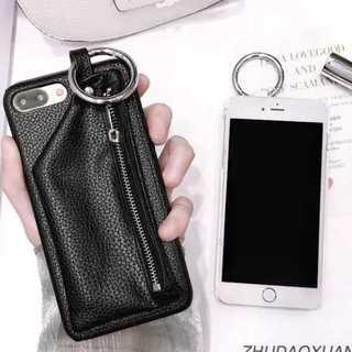 ブラック♡今季トレンド♡iPhonepo(iPhoneケース)