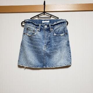 マウジー(moussy)の4/21日まで sale 更に4着~♡moussy デニムスカート(ミニスカート)
