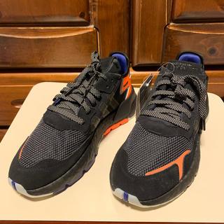 アディダス(adidas)のNITE JOGGER adidas 27cm ナイト ジョガー(スニーカー)