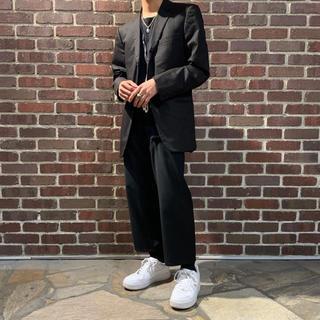 カルバンクライン(Calvin Klein)のCalvin Klein ストライプジャケット(テーラードジャケット)