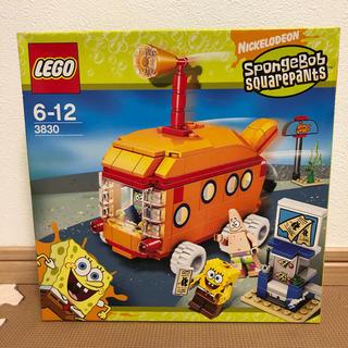 レゴ(Lego)のLEGO SPONGEBOB 3830(知育玩具)