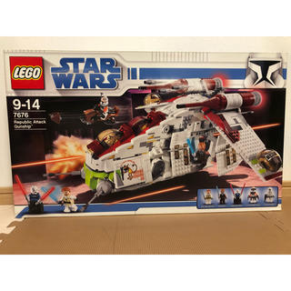 レゴ(Lego)のLEGO STAR WARS TM 7676(知育玩具)