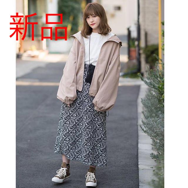 しまむら(シマムラ)のしまむら 小花柄スカート レディースのスカート(ロングスカート)の商品写真