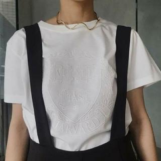 アメリヴィンテージ(Ameri VINTAGE)の新品タグ アメリヴィンテージ HARVARD UNIVERSITY(Tシャツ(半袖/袖なし))