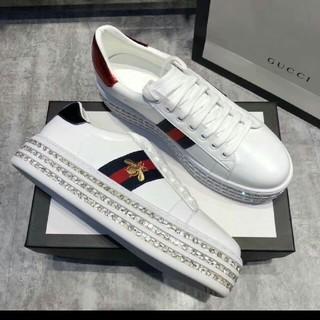 Gucci - 週末限定セール★Gucci グッチ スニーカー
