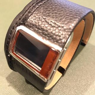 ディーゼル(DIESEL)のディーゼル 腕時計 DZ7033 ベルト交換済み(腕時計(デジタル))