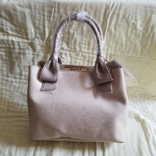 クチュールブローチ(Couture Brooch)のハンドルリボントートバッグ(トートバッグ)
