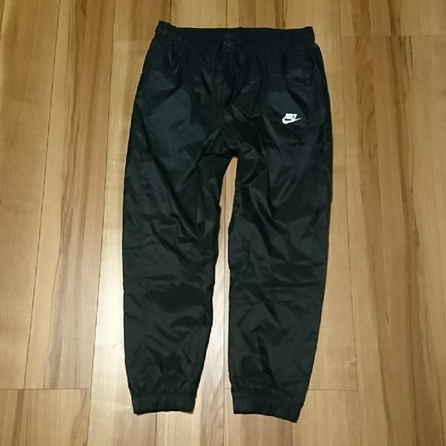 NIKE(ナイキ)のNIKE ナイキ テーパード ナイロン ジョガーパンツ XXL メンズのパンツ(その他)の商品写真