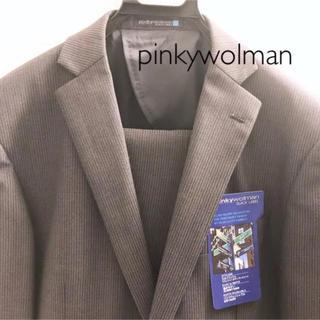 ピンキーウォルマン(pinky wolman)の【新品】pinkywolman ピンキーウォルマン  ビジネススーツ(セットアップ)
