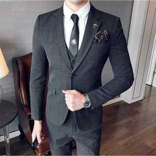 スーツメンズ 紳士 スーツジャケット 細身 セットアップ zb364(セットアップ)