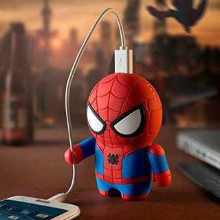 MARVEL マーベル スパイダーマン モバイルバッテリー