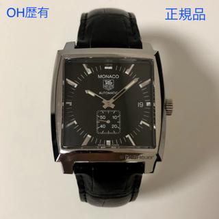 タグホイヤー(TAG Heuer)のTAG Heuer タグ ホイヤー モナコ OH歴有  WW2110  メン(腕時計(アナログ))
