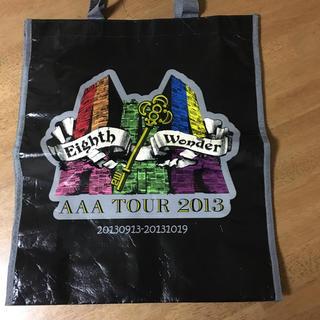 トリプルエー(AAA)のAAA Eighth Wonder 2013ツアーバック(ミュージシャン)