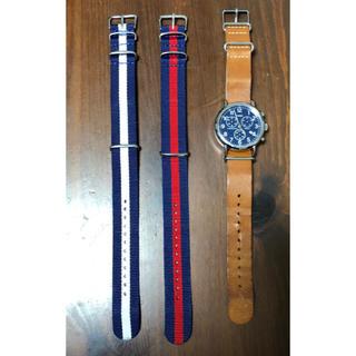 タイメックス(TIMEX)のTIMEX ウィークエンダークロノ(腕時計(アナログ))