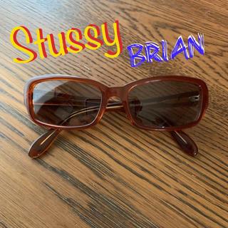 ステューシー(STUSSY)のstussy  サングラス  BRIAN(サングラス/メガネ)