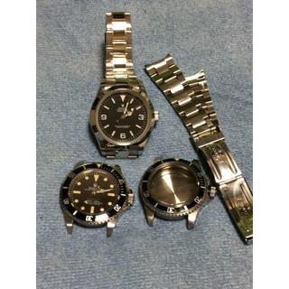 ロレックス(ROLEX)のエクスプローラー1 と サブマリーナの ガラ(腕時計(アナログ))