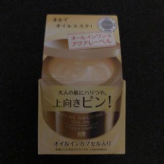 アクアレーベル(AQUALABEL)のアクアレーベル スペシャルジェルクリーム オイルイン(オールインワン化粧品)