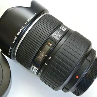 オリンパス(OLYMPUS)の【超広角】 Olympus ZUIKO DIGITAL 7-14mm F4 ED(レンズ(ズーム))