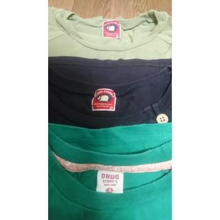 ドラッグストアーズ(drug store's)のdrug store's Tシャツ 3枚セット!(Tシャツ(半袖/袖なし))