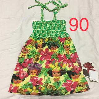 バナバナ(VANA VANA)の新品 バナバナ ワンピース ロングスカート 90(ワンピース)