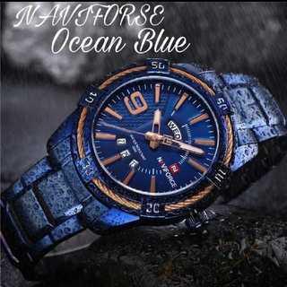 【海外限定】NAVIFORSE ナビフォース メンズ 腕時計 ウォッチ(腕時計(アナログ))
