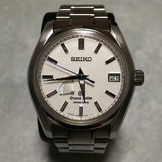 グランドセイコー(Grand Seiko)のグランドセイコー スプリングドライブ SBGA125(腕時計(アナログ))