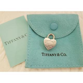 ティファニー(Tiffany & Co.)のTiffany&Co.リターン・トゥ・ティファニー ハートチャーム(チャーム)